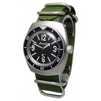 Mechanical automatic watch Vostok Ampibia 200m 2415/090913