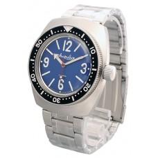 Mechanical automatic watch Vostok Ampibia 200m 2415/090914