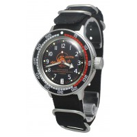 Mechanical automatic watch Vostok Ampibia 200m 2416/420380