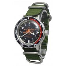 Mechanical automatic watch Vostok Ampibia 200m 2416/420380