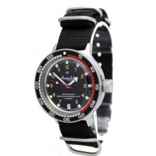 Mechanical automatic watch Vostok Ampibia 200m 2416/420270