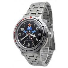 Mechanical automatic watch Vostok Amphibia 200m 2416/420288