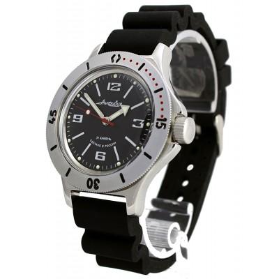 Mechanical automatic watch Vostok Ampibia 200m 2415/120509