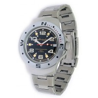 Mechanical automatic watch Vostok Ampibia 200m 2416/060335
