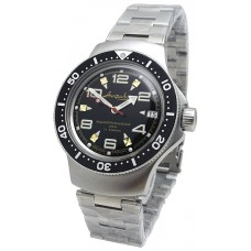 Mechanical automatic watch Vostok Ampibia 200m 2416/060335