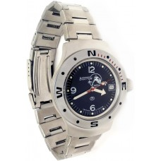 Mechanical automatic watch Vostok Ampibia 200m 2416/060634