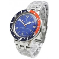 Mechanical automatic watch Vostok Ampibia 200m 2416/420007