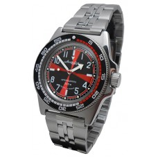 Mechanical automatic watch Vostok Ampibia 200m 2415/110650