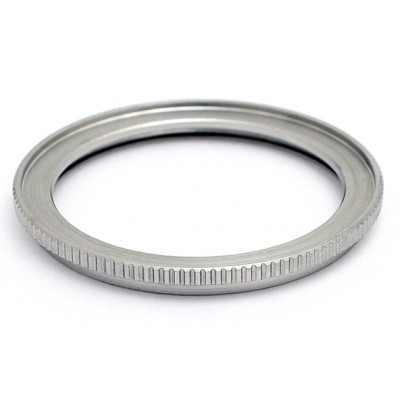 Stainless steel bezel without insert  bos
