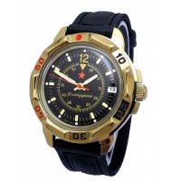 Komandirskie Vostok mechanical watch 2414/439399