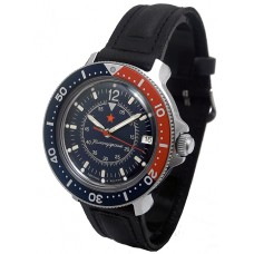 Komandirskie Vostok mechanical watch 2414/811398
