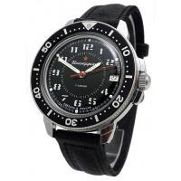 Komandirskie Vostok mechanical watch 2414/431186