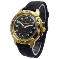Komandirskie Vostok mechanical watch 2414/439123