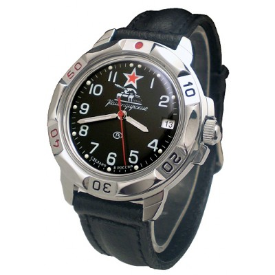 Komandirskie Vostok mechanical watch 2414/431306