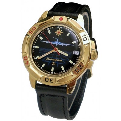 Komandirskie Vostok mechanical watch 2414/819499