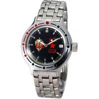 Mechanical automatic watch Vostok Ampibia 200m 2416/420457