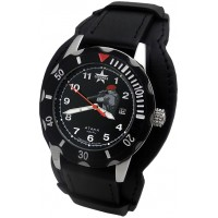 "military quartz watch SPECNAZ "" ATTACK"" C2130265-05H"