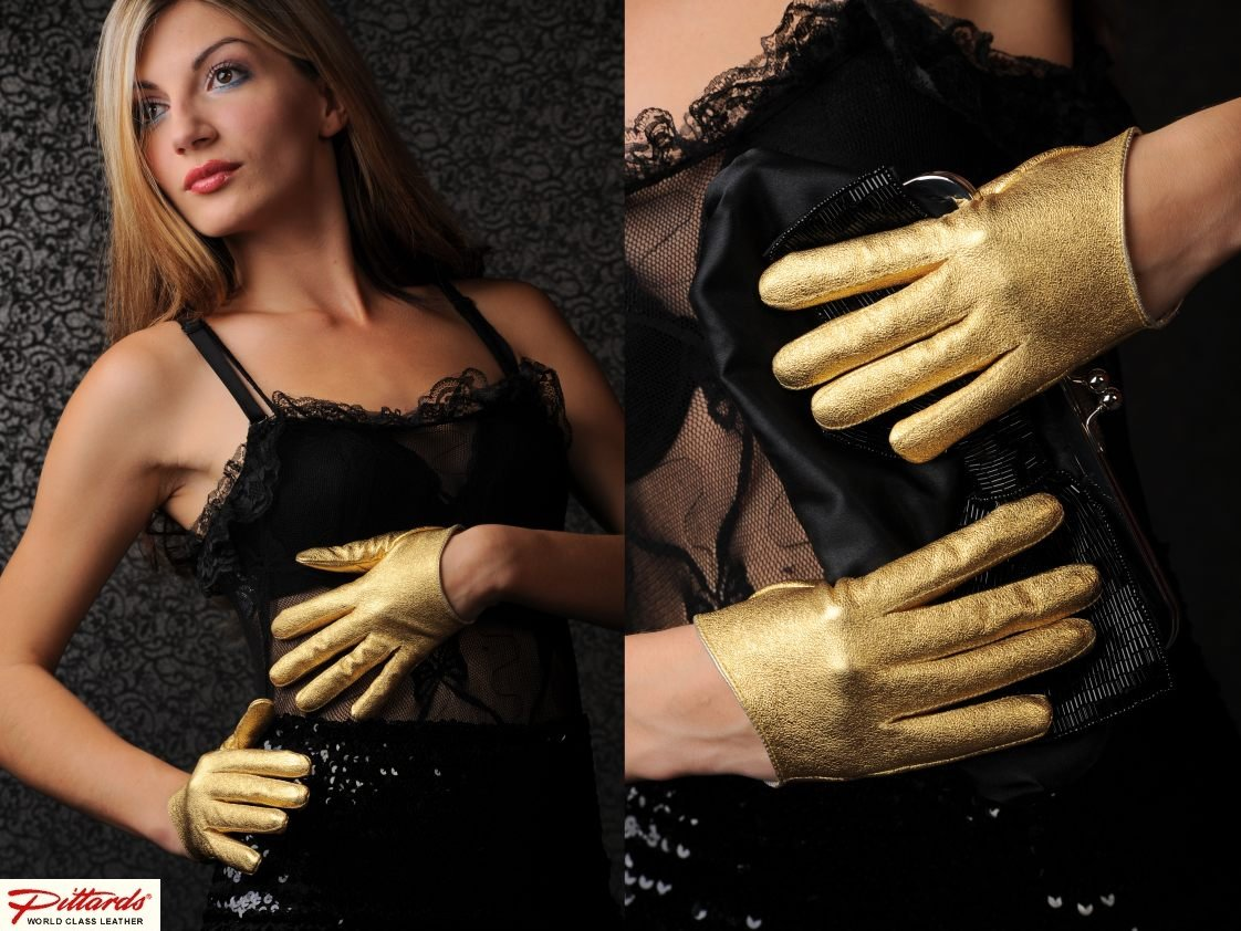 Pittards ladies leather gloves - Pittards Dress Glove Leathers Have Been Specially Produced To Combine Optimum Softness Of Touch And Feel With The Highest Level Of Sensual Appeal