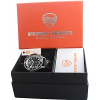 REEF VOSTOK AUTOMATIC MECHANICAL WATCH! AMPHIBIA 200m! NEW! 2415.01/080495