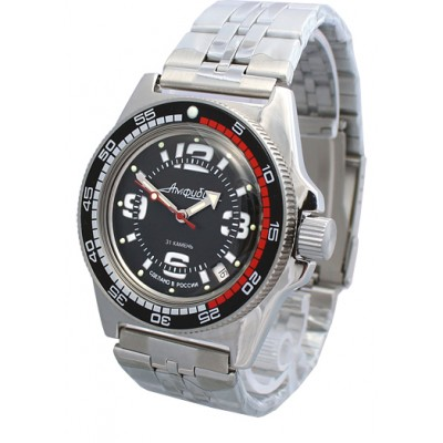 Mechanical automatic watch Vostok Ampibia 200m 2416/110903