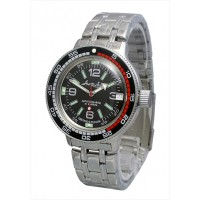 Mechanical automatic watch Vostok Ampibia 200m 2416/420640