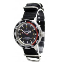 Mechanical automatic watch Vostok Ampibia 200m 2416/420270