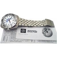 Mechanical automatic watch Vostok Ampibia 200m 2416/710615