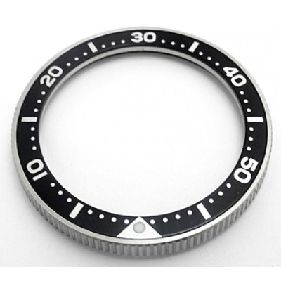 Stainless steel bezel with SEIKO insert  bbb