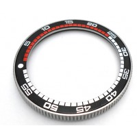 Stainless steel bezel with SEIKO insert  bbrb