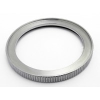 Stainless steel bezel without insert  bob